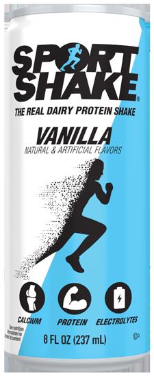 Vanilla Sport Shake