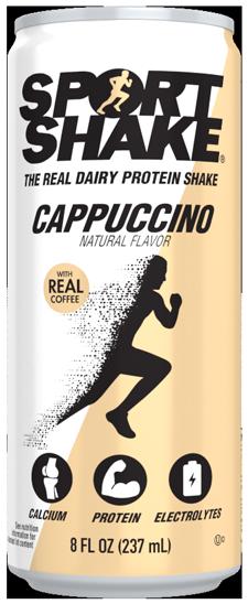 Cappuccino Sport Shake