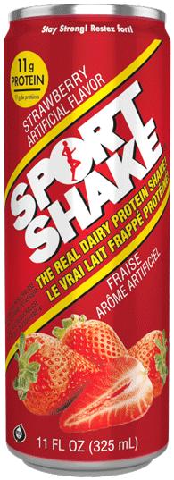 Sport Shake Fresa