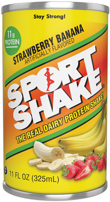 Strawberry Banana Sport Shake