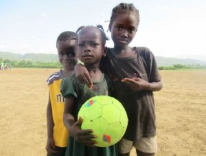 GOALS Haiti