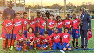 Little Haiti FC - children