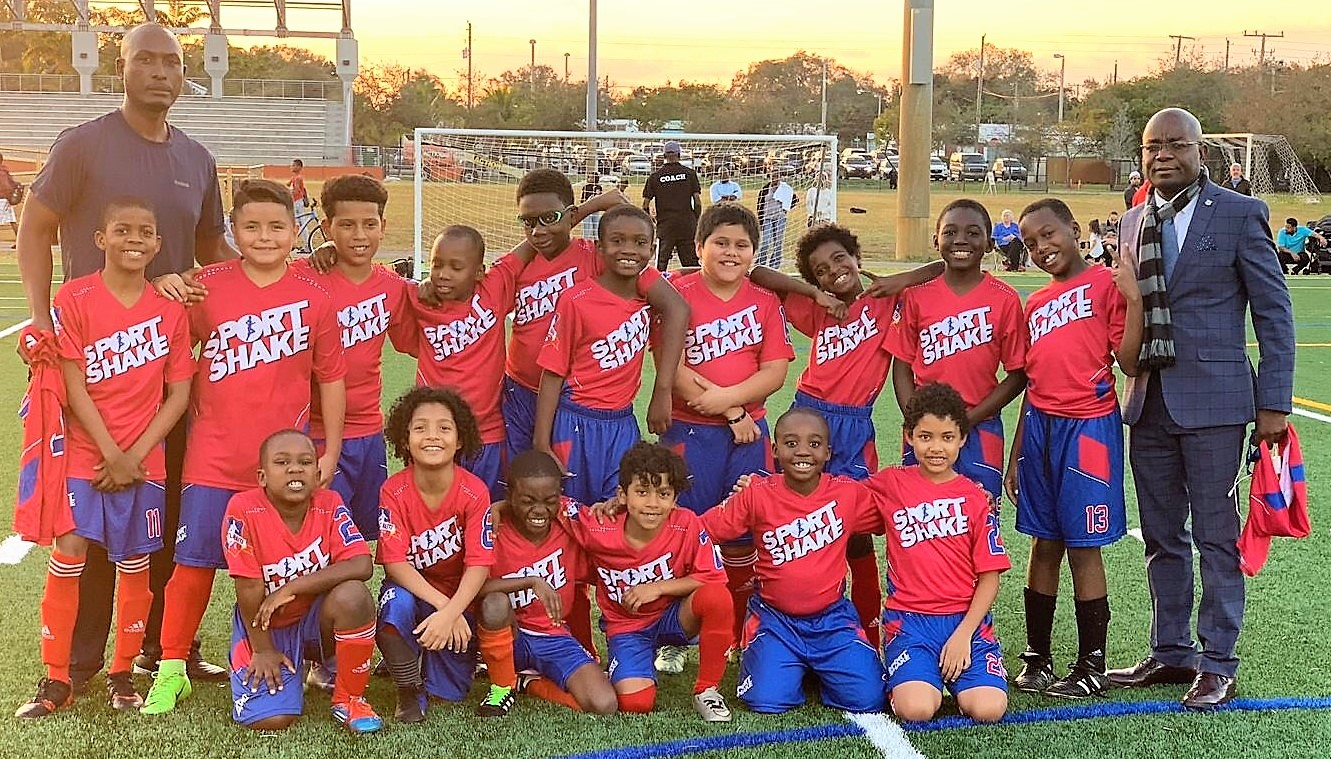 Little Haiti FC - children